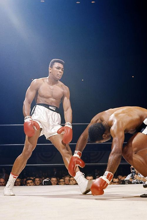 Muhammad Ali...the greatest of all time my hero and most of my inspiration came…