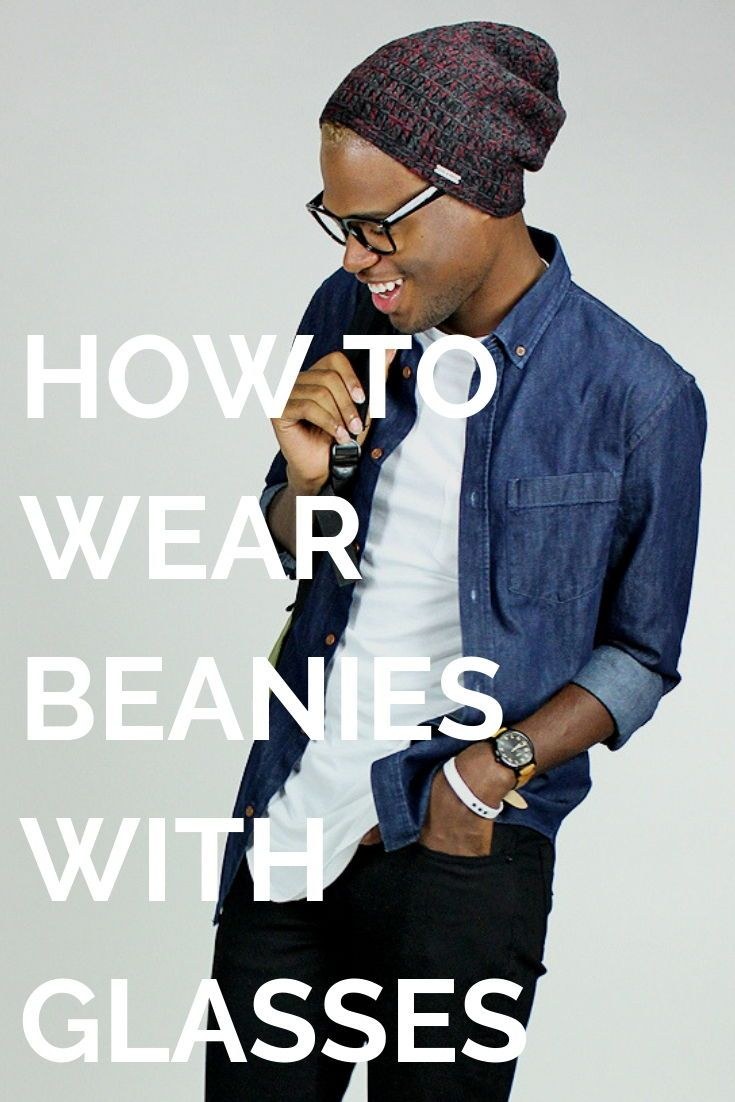 Can you wear beanies with glasses   c0567d56a11