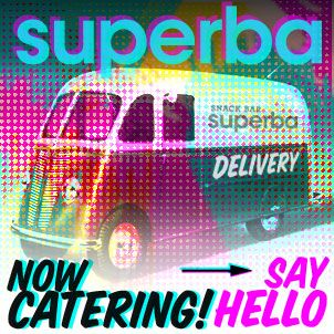 Superba Snack Bar - Charlie likes this, especially video, musings, etc...