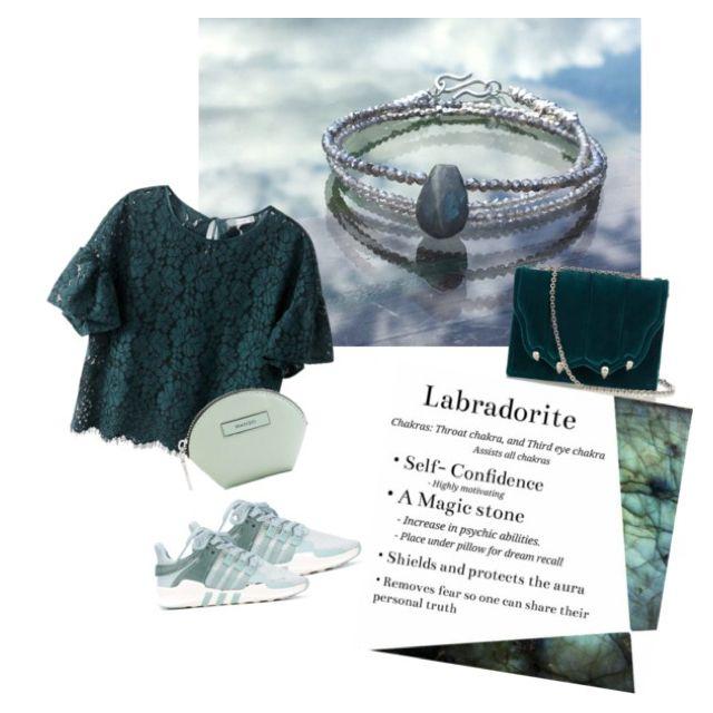 Lovely labradorite spell