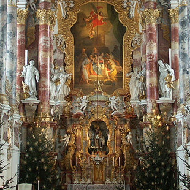 152 best images about baroque architecture on pinterest for Baroque style church
