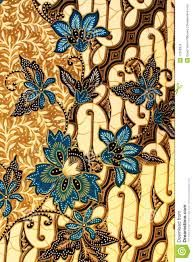 Interesting design with flowers and traditional diagonal stripes.