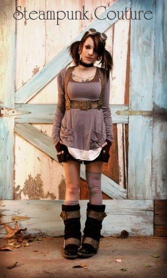 17 Best ideas about Modern Steampunk Fashion on Pinterest ...