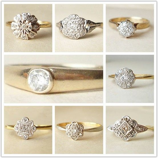 vintage engagement rings engagement rings sydney