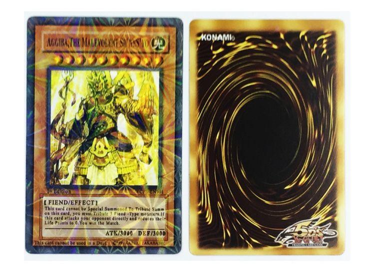 288pcsset anime japan yu gi oh game cards carton yugioh