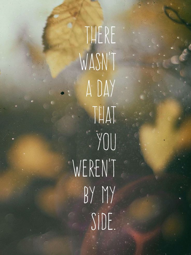 There wasn't a day that you weren't by my side. Bethel Music lyrics