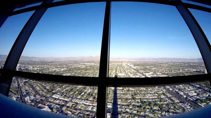 Las Vegas Stratosphere Casino Tower - 360 plus view