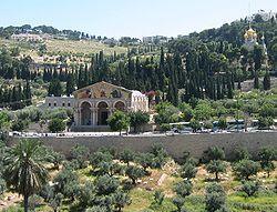 Mount of Olives, mountain ridge east of Jerusalem's Old City in East Jerusalem.