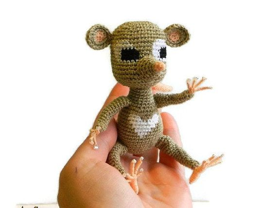 https://www.etsy.com/listing/281167422/crochet-mouse-toy-stuffed-mouse-doll?ref=shop_home_active_3 Crochet mouse toy   #mouse #doll #Amigurumi #crochetmouse