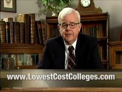 Super-Cheap Accredited Colleges: $11/day (or Less) - YouTube > Who is Gary North? http://www.zerodebtdegrees.com/public/department35.cfm