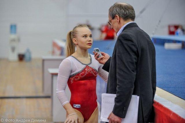 Rewriting Russian Gymnastics: Angelina Melnikova - Tsaritsa of Russian Gymnastics
