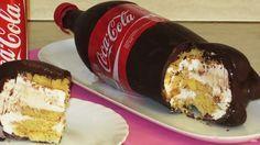 Lecker: Der echte Colakuchen mit Füllung und Rezept!