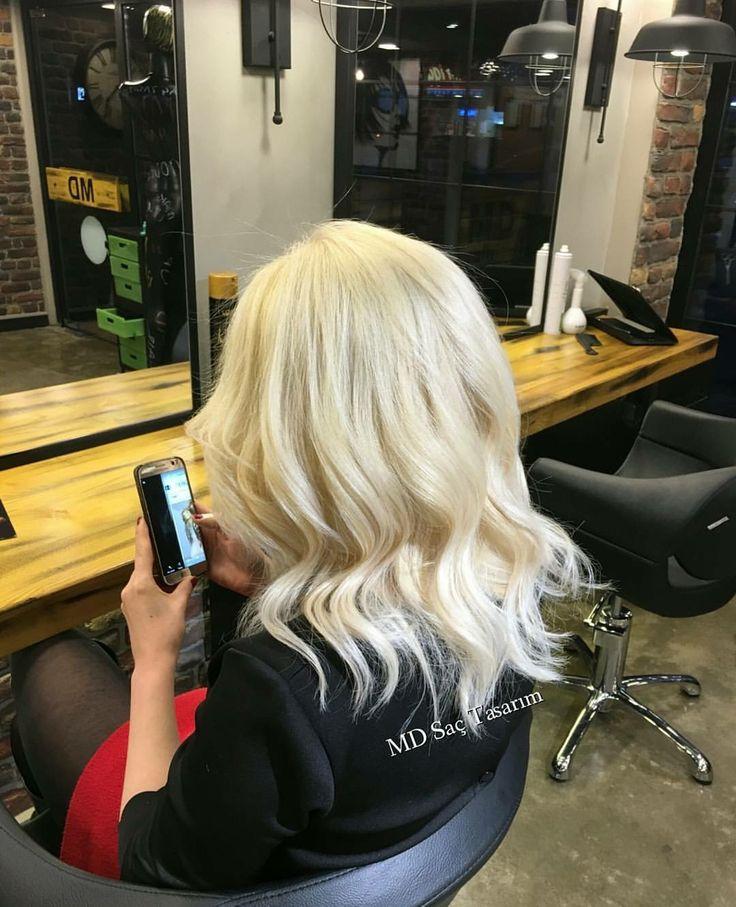 Sarının tüm tonları MD Saç Tasarım'da! 😉 #hair #haircolor #renk #blonde #izmir #kuaför #efsanesaclar #izmirde #kuaförde #sactasarim #sacmodelleri #sactrendleri #trend #instahair #hairstyle #mdsactasarim @mdmetindemir