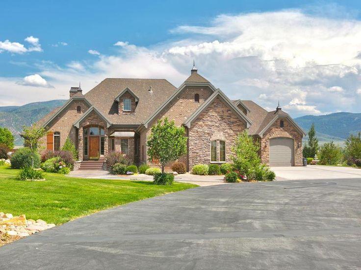 52 best luxury real estate park city utah images on pinterest homes for sale 5224 north 750 west oakley utah 84055 sciox Gallery