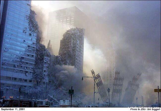 World Trade Center Attack 9/11/01