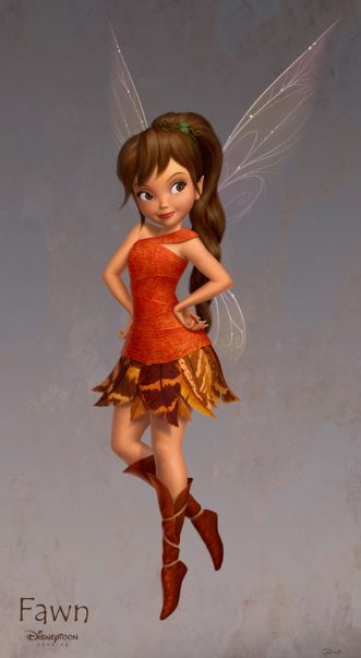 fawn tinkerbell neverbeast - halloween costume