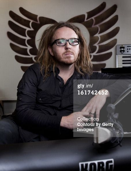 News Photo: Actor and composer Tim Minchin is photographed for…