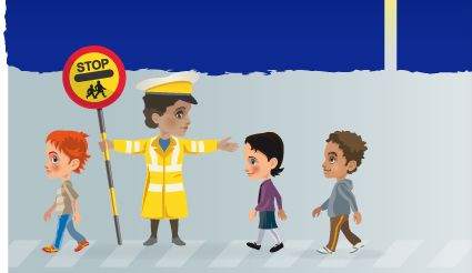 Think! Education - Early years and Primary - See pupils section for lots of teaching resources on road safety and green cross code.