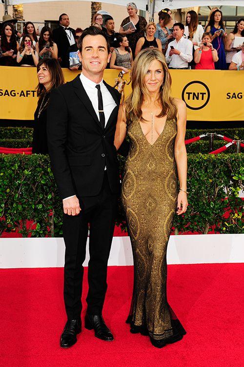 Jennifer Aniston and Justin Theroux's dreamy surprise wedding | Brides.com