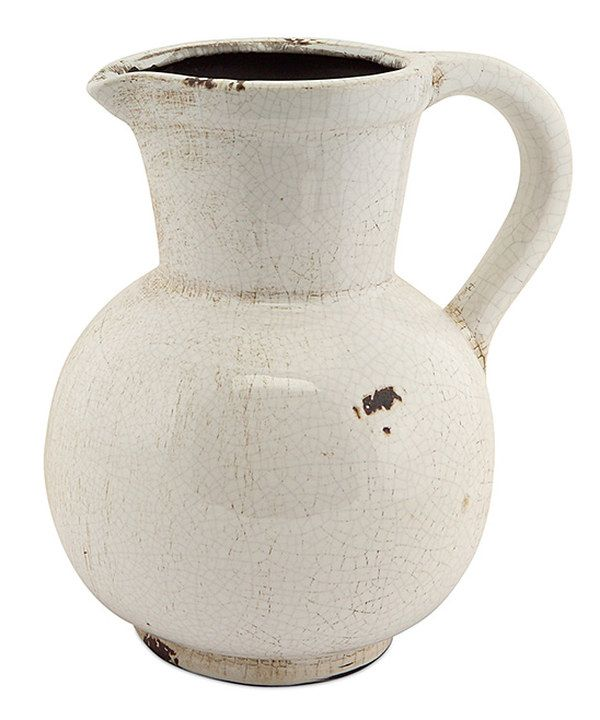 Look at this Rustic Pitcher on #zulily today!