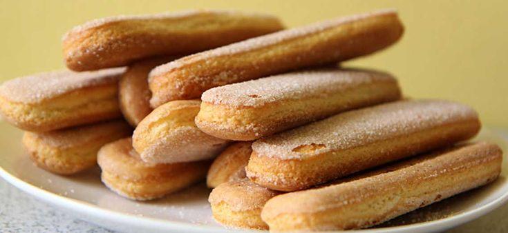 Σπιτικά μπισκότα Σαβαγιάρ