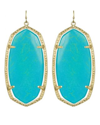 I may be biased because I work here, but you cannot go wrong with these Kendra Scott earrings! www.kendrascott.com $60