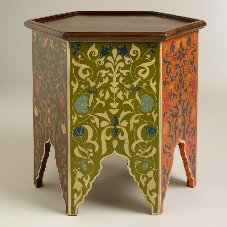 Autumnal Lena Moroccan Table