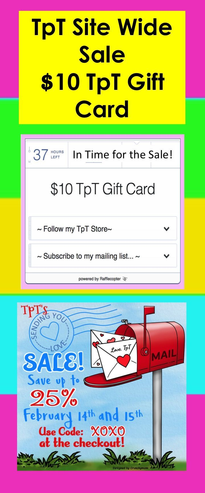 Tpt coupon code