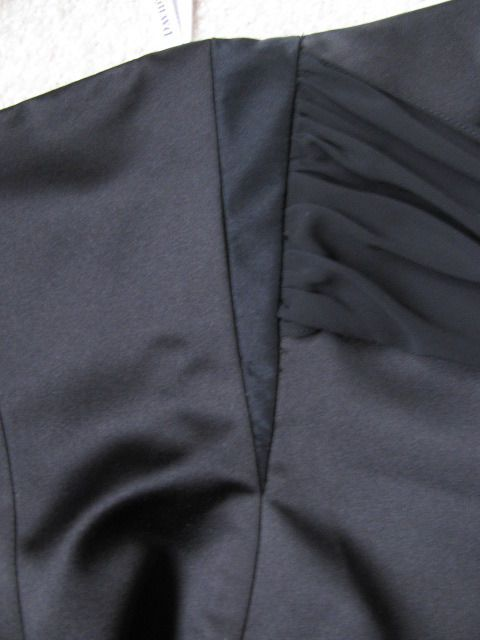 How to insert a gusset if something is too small