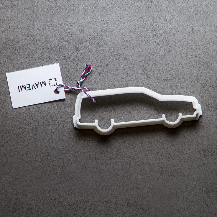 Vykrajovátko na perníčky Volvo V70| Cookies cutter Volvo V70