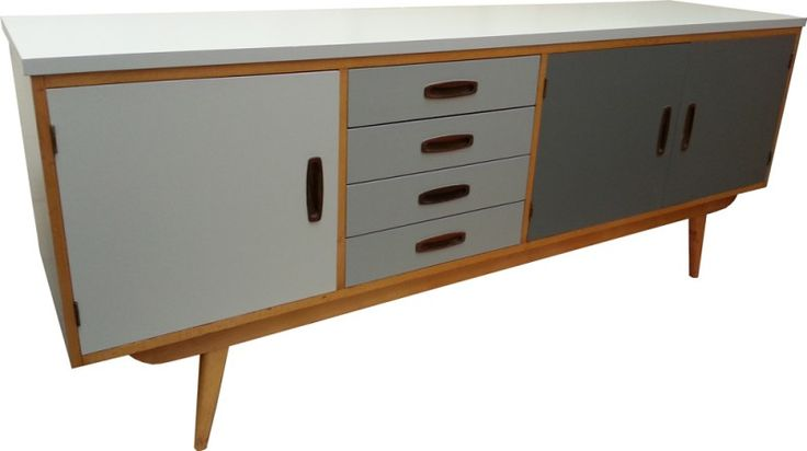 From GDUKStyle.com Reloved (now Upcycled) feature: Mid-century Sideboard £442 from www.greeninmind.co.uk