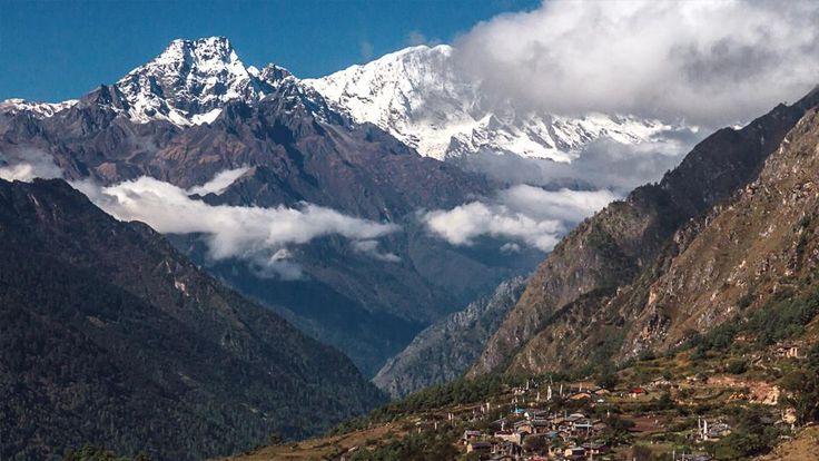 """Tsum Valley is a consecrated Himalayan journey valley in a trans-Himalayan locale of Gorkha, Nepal. The Tsum Valley's associate with Tibet's characteristic magnificence and its immaculate culture make this trekking one of a kind. The """"Tsum"""" word is gotten from Tibetan word """"Tsombo"""" which implies clear. Against the great scenery of the Ganesh Himal, Sringi Himal and Baudha Himal ranges, this quiet Himalayan valley is rich in old workmanship, culture, and religion."""