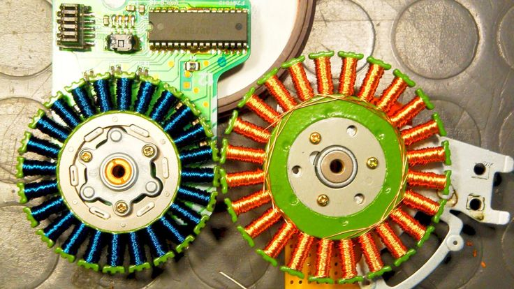 Brushless dc motors and brushed dc motors explained bldc for Brushed vs brushless dc motor
