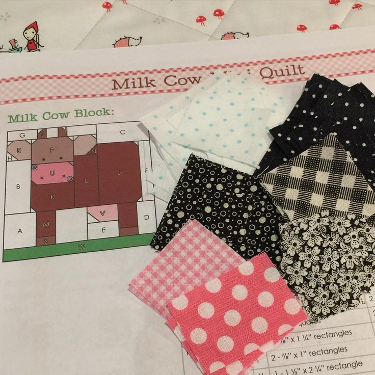 509 best Quilts etc - 'On the Farm' images on Pinterest | Animal ... : cow quilt block - Adamdwight.com
