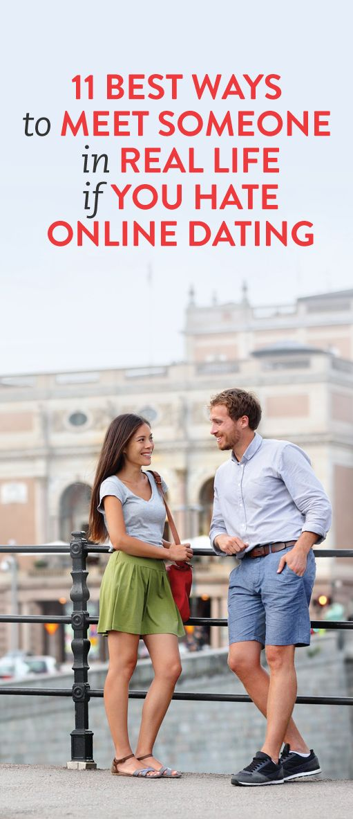 5 Ways to Meet Dates That Dont Involve Your Computer