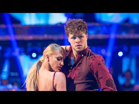 Jay McGuiness and Aliona Vilani Tango to 'When Doves Cry' - Strictly Come Dancing: 2015 - YouTube