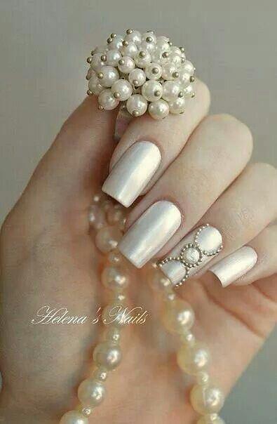 Wedding. nails