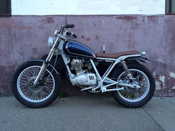 BF Motorcycles - BOBBER FUCKER - BF #29 SUZUKI 125 GN