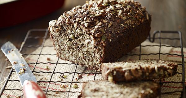 Seed and Nut Bread - Pete Evans | Paleo savoury, Sweets & biscuits | Pinterest | Pete evans