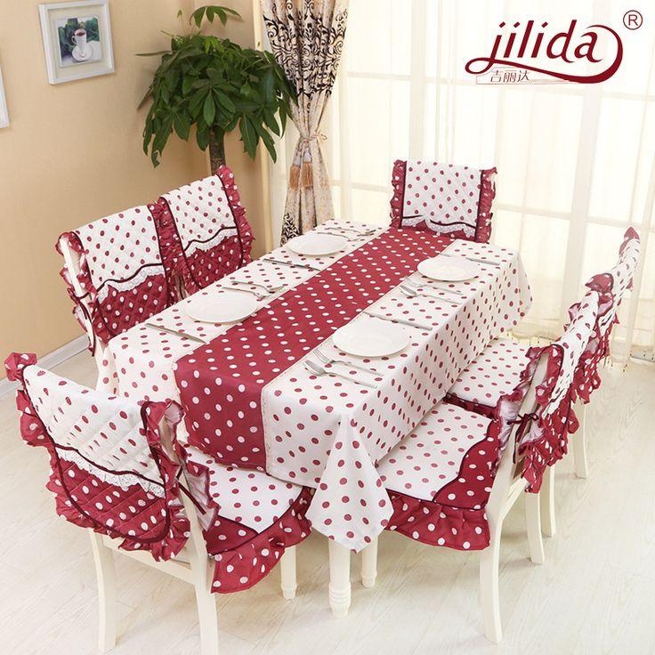 sıcak satış kırmızı fasulye mutfak masa örtüsü koltuk arka koltuk minderi sandalye örtüsü sonsuz(China (Mainland))