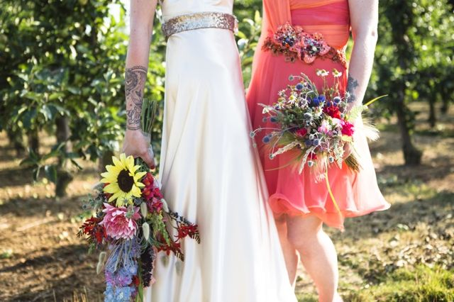 Boho Meets Oriental | Beautiful, Colourful & Whimsical Wedding Inspiration - Want That Wedding - Want That Wedding http://www.hotchocolates.co.uk http://www.blog.hotchocolates.co.uk