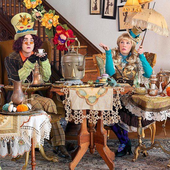 Alice In Wonderland Halloween Ideas