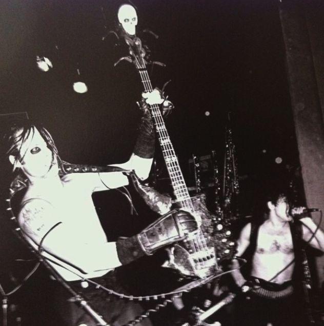 Misfits ' jerry only / glenn danzig - 1983