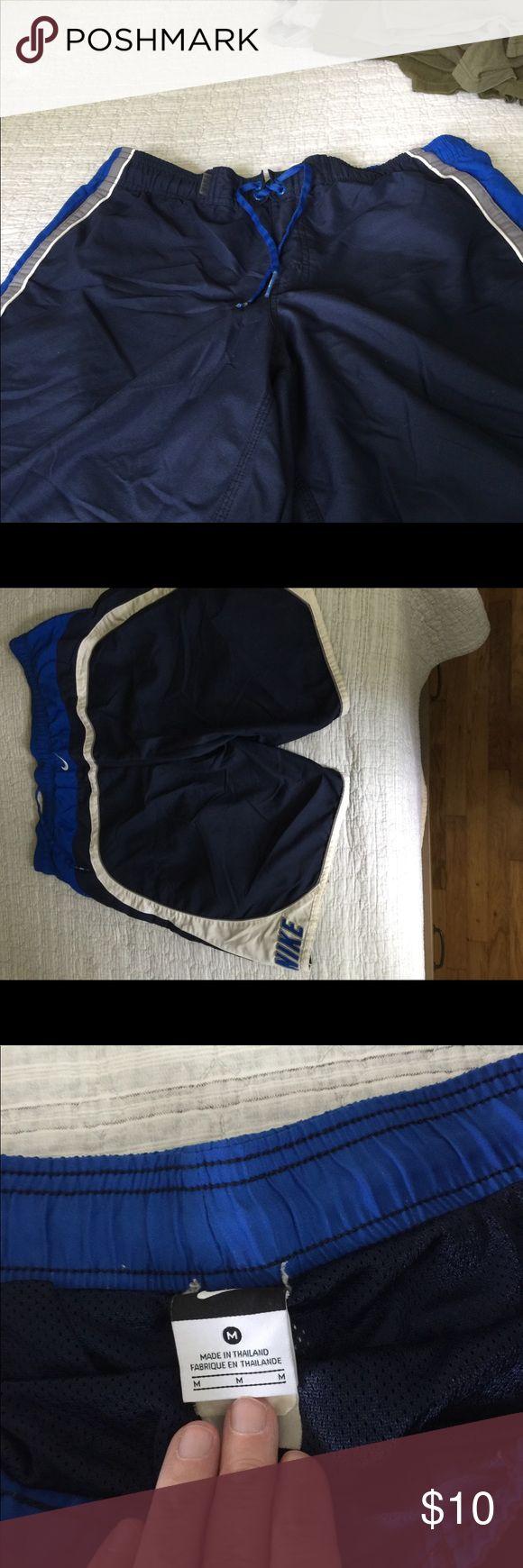 Nike swim shorts Nike swim shorts - size m Nike Swim Swim Trunks