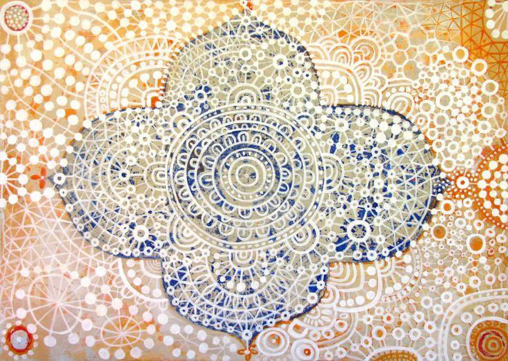 Blue Star Seed - garimo eva cockova