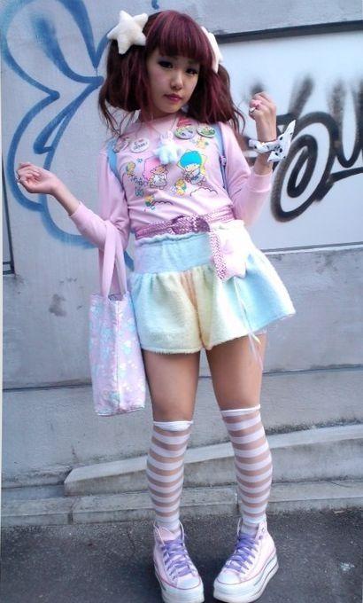 Mode japonaise: les nouvelles tribus