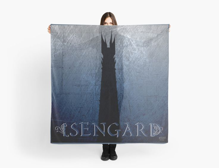 Sold! Fantasy Movie Scarf. Many Thanks to the buyer from Logrosán, Spain!! #fantasy #scarf #fashion #style #family #gifts #giftsforher #giftsforhim  #art #popular #movies #cinema #books #bookworm #cool #awesome #minimal #tower #dark #movie #wizards #giftideas #kids #39 #design #bookclub #book #redbubble