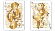 The Other Kingdom Playing Cards (Bird Edition) by Natalia Silva