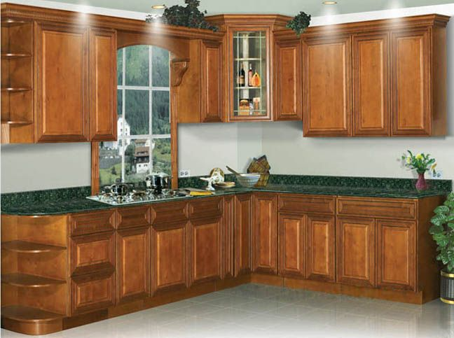 17 Best images about Easy Kitchen Cabinets in stock on Pinterest