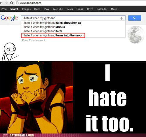 Sokka understands. I think Suki was a better match for him, anyway.